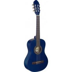 Синя класическа китара 1/2 STAGG C410 M BLUE