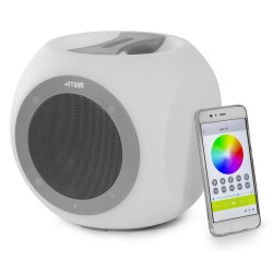 Колона с блутут и LED цветове Tronios