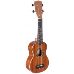 Традиционно сопрано укулеле STAGG US-30