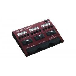 Процесор за бас китара ZOOM - B3n