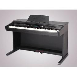 Пиано дигитално DP330/RW Medeli с 88 клавиша и стойка с капак