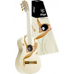 Детска класическа китара 3/4 STAGG C530 MONKEY