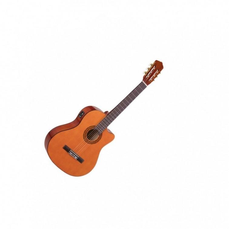 Класическа китара с озвучение SOUNSATION TOLEDO PRIMERA PLUS CE 44-NT