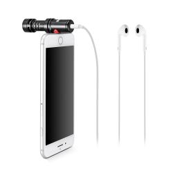 Микрофон за iPhone/iPad VideoMic ME-L by RODE мобилен