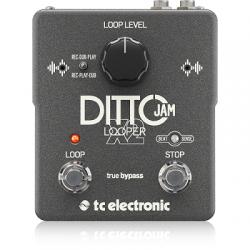 Ефект китарен педал лупър Ditto Jam X2 Looper