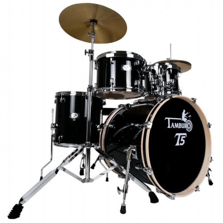Акустични барабани Tamburo T5P20BSSK