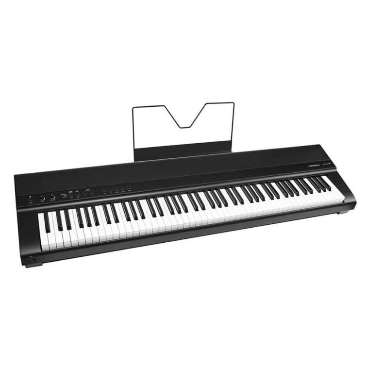 Дигитално пиано BLUETOOTH Medeli SP201+BK STAGE PIANO