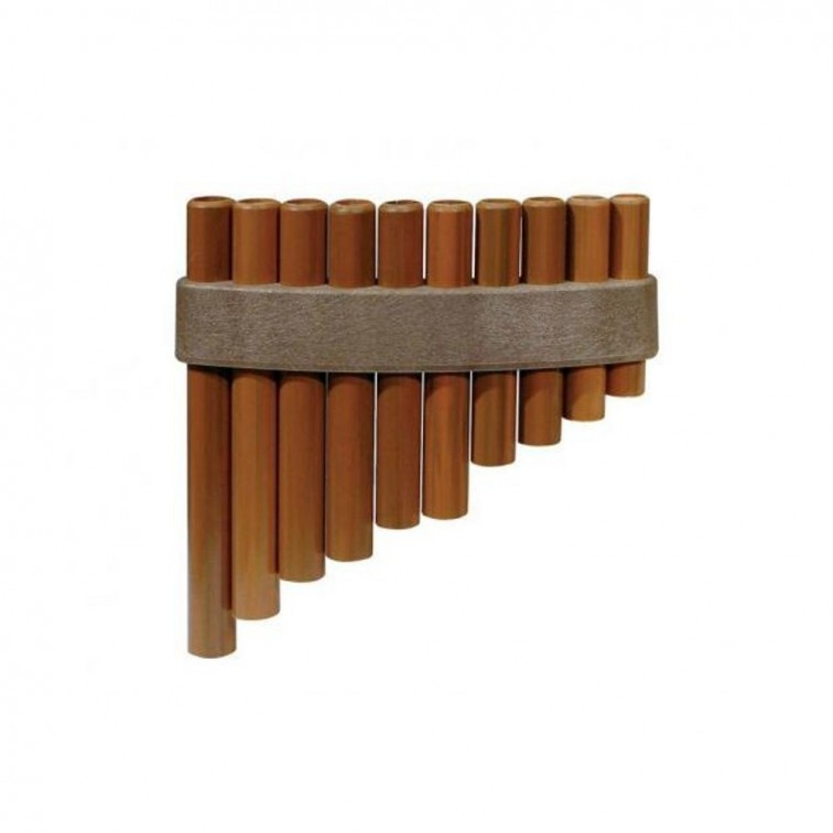 Пан флейта PFK-10 в ДО / key C by Medeli