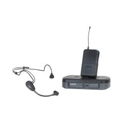 Безжичен микрофон BLX14E B98 тип щипка by SHURE