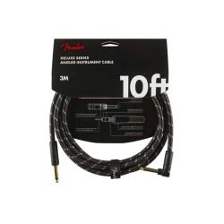Инструментален кабел 3 м. DELUX ANGL BTWD