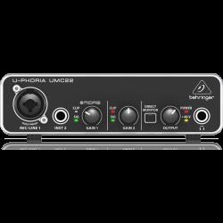 Аудио интерфейс / UMC22 USB