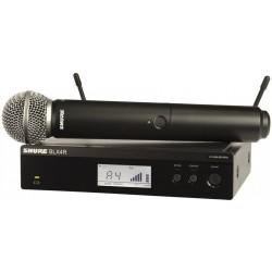 Безжичен вокален микрофон BLX24RE/SM58