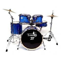 Акустични барабани Tamburo T5S22BLSK комплект