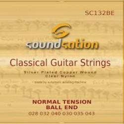 Струни за класическа китара SC132BE от