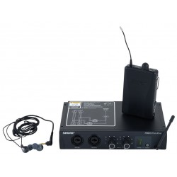 Безжична система мониторна PSM200 със слушалки SE112 in-ear