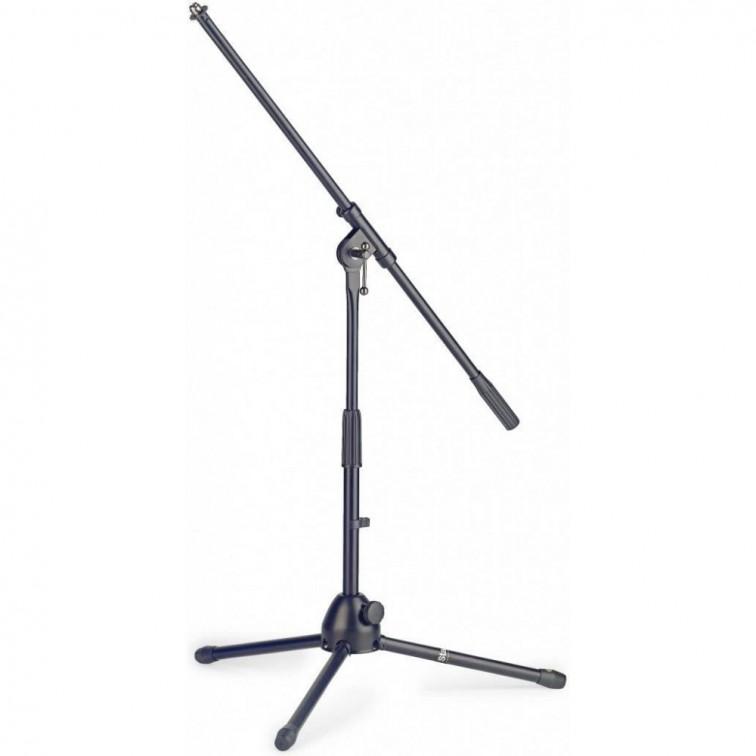 Ниска стойка за микрофон MIS-0804BK