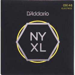 Струни за електрическа китара D`ADDARIO NYXL0946