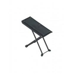 Столче за крак QUIK LOK FS01 FOOTREST BLACK за китариста