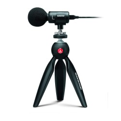Микрофон за интервюта, видеоклипове за мобилни устройства SHURE MV88+VIDEO KIT