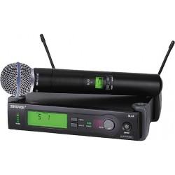 Безжичен микрофон SLX24E/BETA58 by SHURE