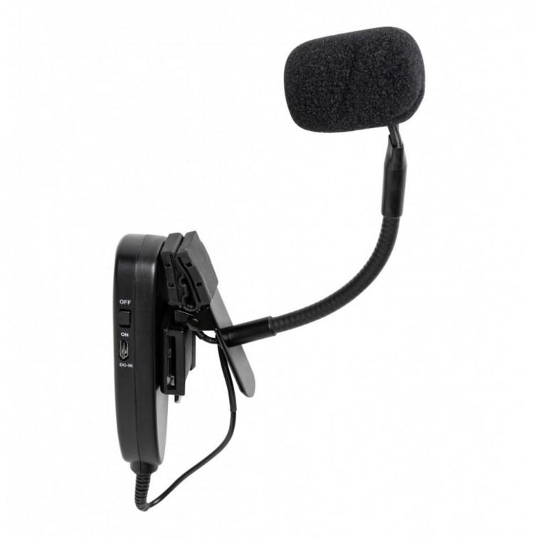 Безжичен микрофон SUW 12S мини UHF за духови инструменти