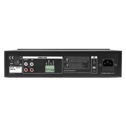Усилвател PDM25 за 100V с блутут, MP3 и FM tuner by Tronios