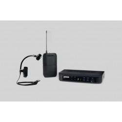 Безжичен микрофон BLX14E/P98H щипка by SHURE