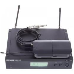 Инструментален микрофон BLX14RE безжична система by SHURE