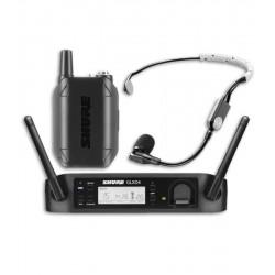 Дигитална безжична система с микрофон за глава GLXD14E/SM35-Z2