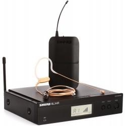 Безжичен микрофон BLX14RE/MX53 presenter презентаторски by SHURE