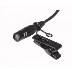 Микрофон за безжична система тип Брошка / DLB02S LAVALIER с накрайник микро канон