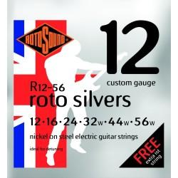 Струни за електрическа китара R12-56 Silvers