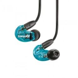 Слушалки безжични SHURE SE215-BT1 - тип тапи