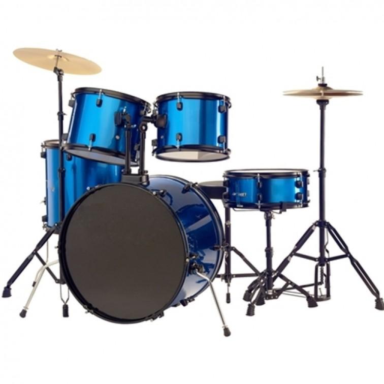 Барабани акустични Stagg TIM122B BL