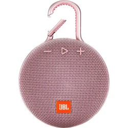 Bluetooth колонка JBL-CLIP 3 PINK розова