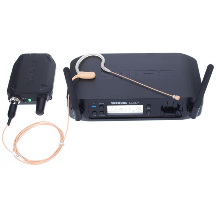 Безжичен микрофон за глава / хедсет GLXD14E/MX53-Z2 earset system MX153