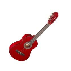 Kласическа китара 1/4 Stagg C405 M RED детска