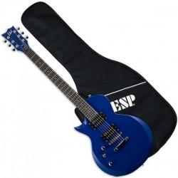 Електрическа китара за лява ръка ESP-EC-10 KIT BLUE LH