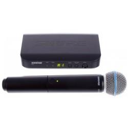 Безжичен вокален микрофон Шуър BLX24E/B58