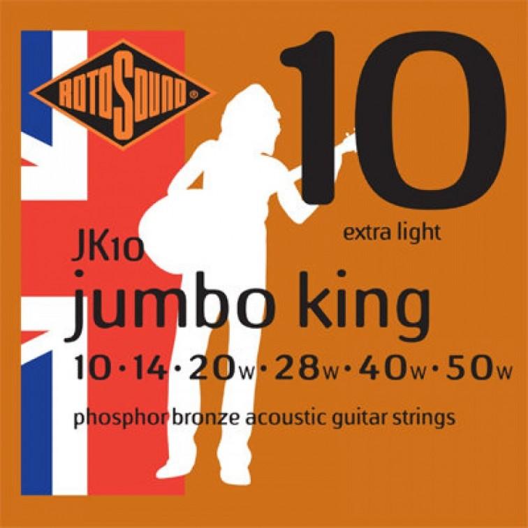 Струни за акустична китара / JK10