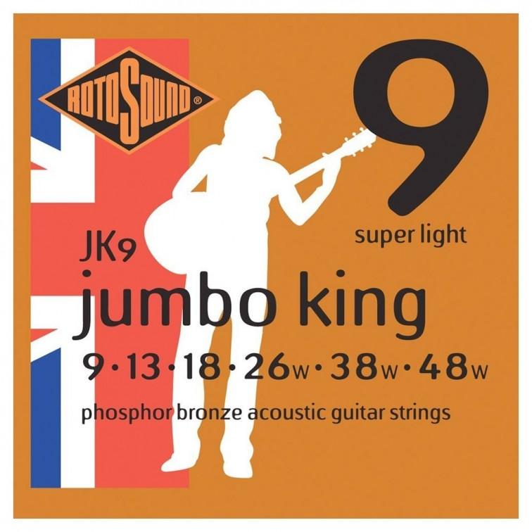 Струни за акустична китара / JK9