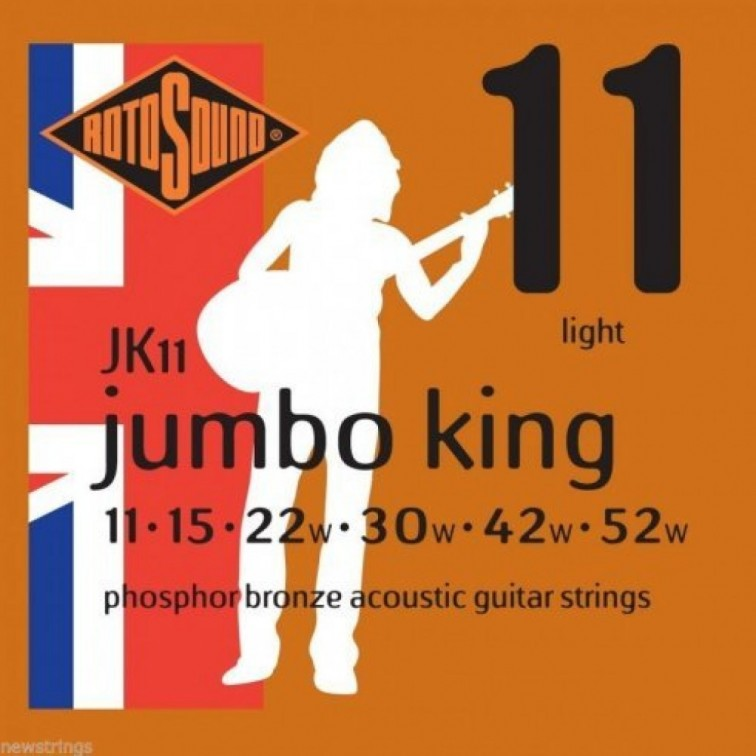 Струни за акустична китара / JK11