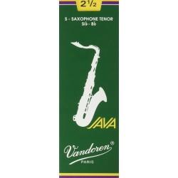Платък за саксофон тенор 2 1/2 JAVA SR2725