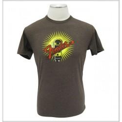 Тениска Amplifiers Tee Espress