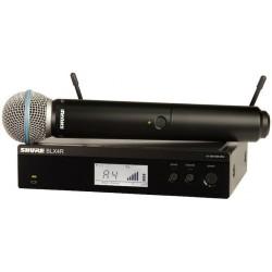 Микрофон вокален безжичен BLX24RE/B58