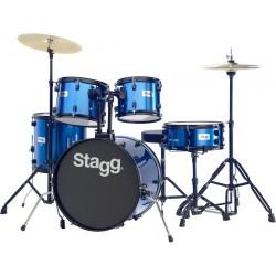 Барабани акустични TIM120B BL СИНИ