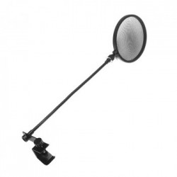 Поп филтър / pop filter PMCO 6.3 инча за микрофон