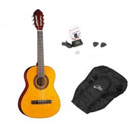 Акустична китара  EKO CS5 NT + калъф, тунер и перца