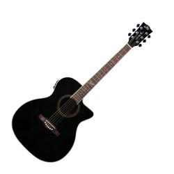 Електро-акустична черна китара NXT A100CE See THROUGH BK от EKO