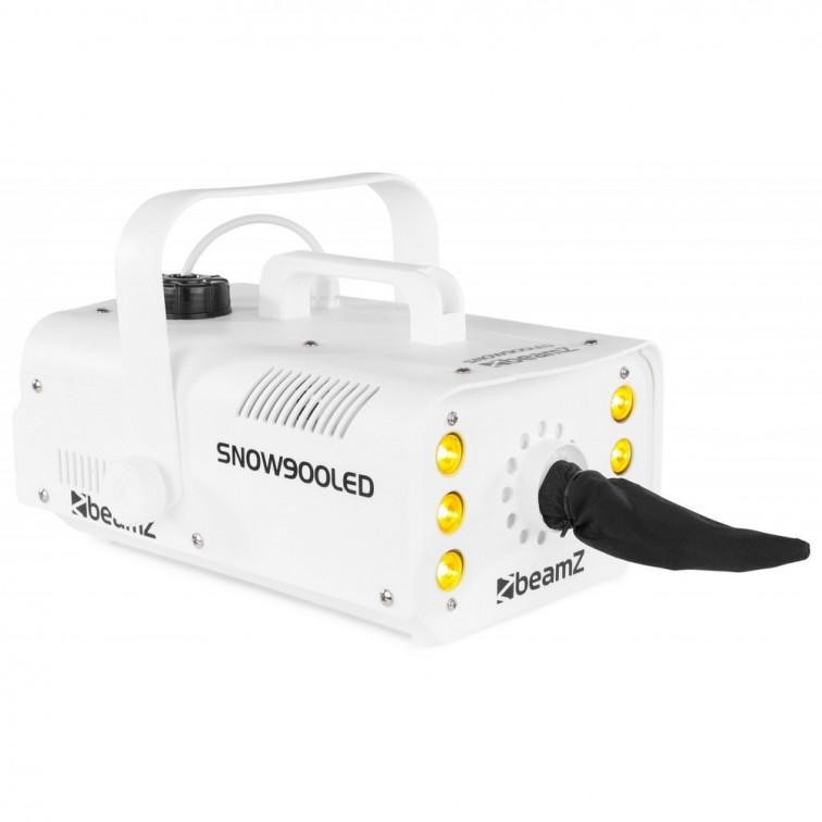 Машина за сняг SNOW900LED beamZ LED 6 цвята